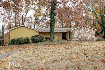 Single Family Home For Sale: 4041 Summit Dr