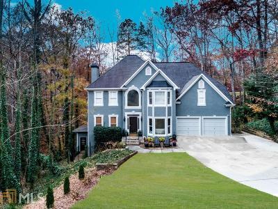 Woodstock Single Family Home For Sale: 314 Forkwood Trl