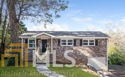 Douglasville Rental New: 4140 Chickasaw Tr