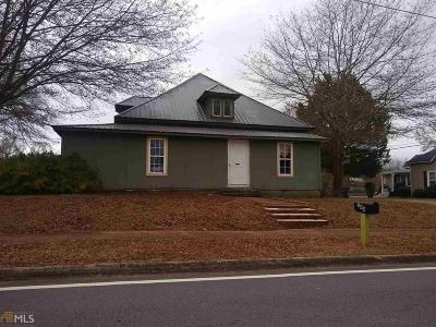 Habersham County Single Family Home For Sale: 344 Chattahoochee