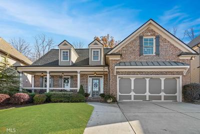Hoschton Single Family Home For Sale: 4389 Sierra Creek Dr