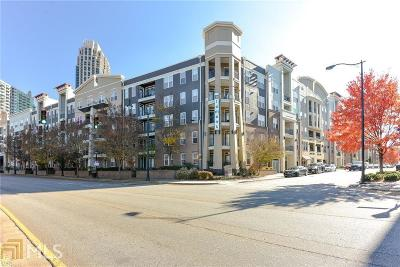 Element Condo/Townhouse Under Contract: 390 17th St #5034