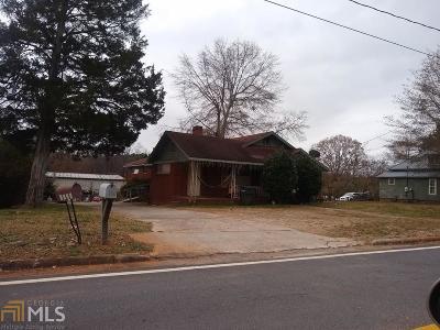 Habersham County Single Family Home For Sale: 364 Chattahoochee