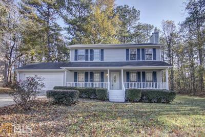 Stone Mountain Single Family Home For Sale: 3410 Westeimer Rd