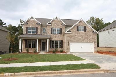 Snellville Single Family Home Under Contract: 7822 Nolan Trl #83