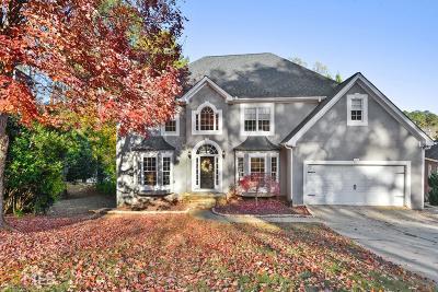 Suwanee Single Family Home For Sale: 2147 Cove Ridge Ct