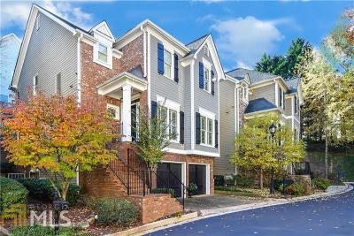 Atlanta Single Family Home New: 1120 Park Overlook Dr