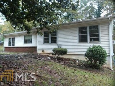 Marietta Single Family Home For Sale: 2511 Arkose Dr