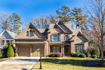 Kennesaw Single Family Home For Sale: 1378 Murrays Loch Pl