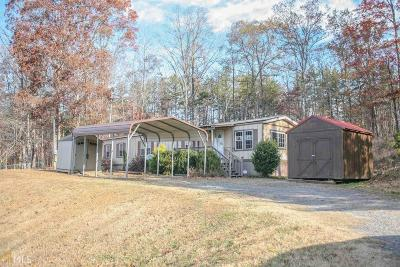 Dahlonega Single Family Home For Sale: 768 Flanders Rd