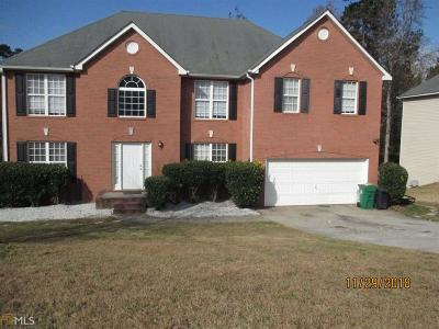 Lithonia Single Family Home Under Contract: 1073 Princeton Park Dr