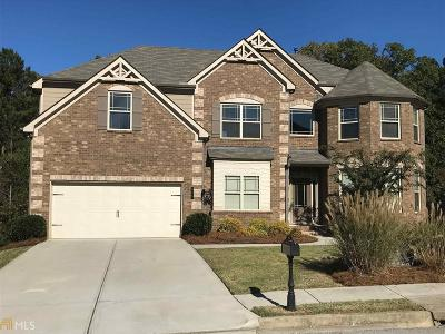 Dacula Single Family Home For Sale: 668 Grand Ivey Pl #22