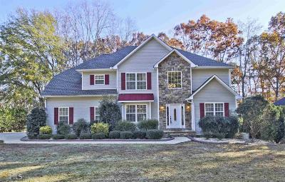Dallas Single Family Home New: 896 Brooks Rackley Rd