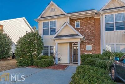 Dawsonville Condo/Townhouse Back On Market: 91 Pearl Chambers Dr