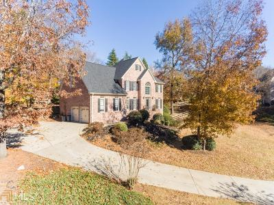Roswell Single Family Home Under Contract: 215 Foxley Way