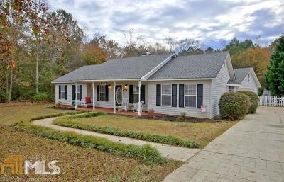 Griffin Single Family Home Under Contract: 118 Davidson Cir