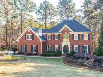 Roswell Single Family Home For Sale: 1025 Churchill Ln