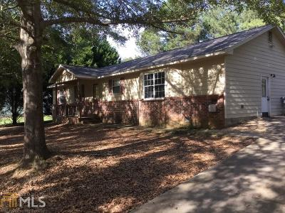 Newborn Single Family Home Under Contract: 545 Loyd Rd