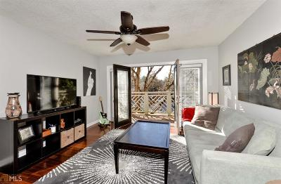 Brookhaven Condo/Townhouse For Sale: 3650 Ashford Dunwoody Rd