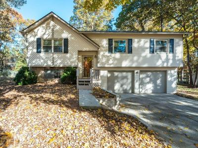 Grayson Single Family Home Under Contract: 1374 Lakemont Dr