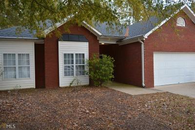Fayetteville Single Family Home Under Contract: 120 Autumn Glen Cir