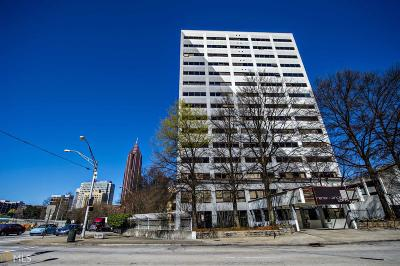 Renaissance Lofts Condo/Townhouse New: 120 Ralph McGill Blvd #908