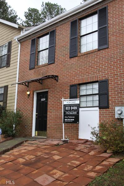 Smyrna Condo/Townhouse Under Contract: 6004 Pat Mell Pl