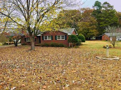 Hart County Single Family Home New: 3846 Reed Creek Hwy