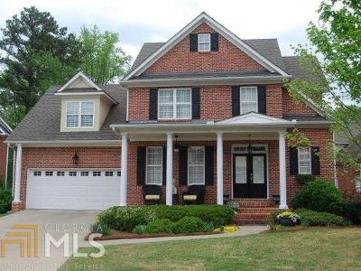 Peachtree City GA Single Family Home Under Contract: $410,000