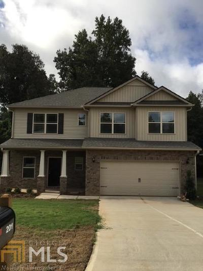 Dawsonville Single Family Home Under Contract: 201 Angela Ln #57