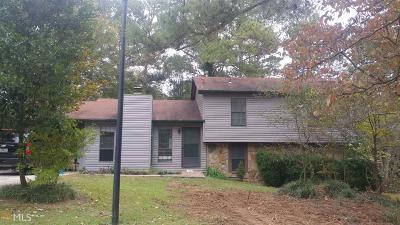Snellville Single Family Home New: 2492 Crumps Lndg Cir