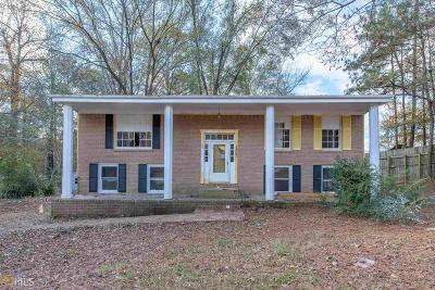 Hiram Single Family Home Under Contract: 207 Fitzgerald St