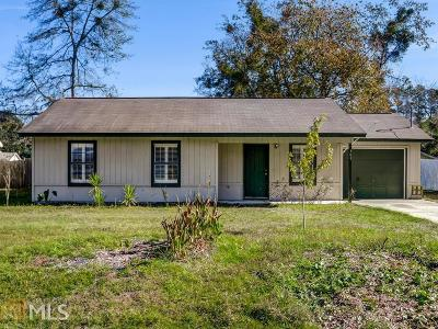 Kingsland GA Single Family Home New: $115,000