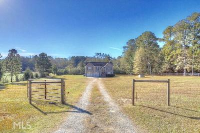 Monroe Single Family Home Under Contract: 825 Jones Woods Rd