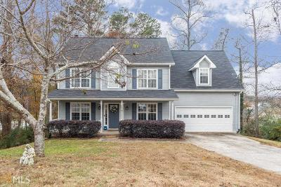 Buford  Single Family Home For Sale: 3418 Wild Plum Way