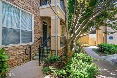 Brookhaven Condo/Townhouse For Sale: 10 Perimeter Summit Blvd #4101
