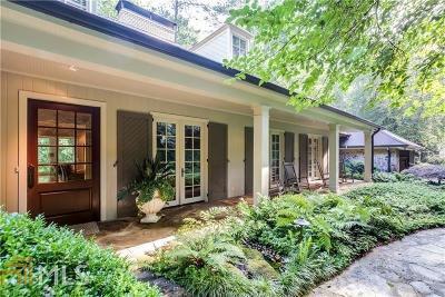 Buckhead Single Family Home New: 2800 Howell Mill Rd