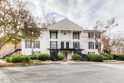 Atlanta Condo/Townhouse New: 1101 Collier Rd #K5