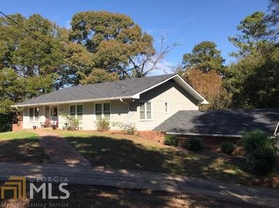 Griffin Single Family Home New: 110 Summit Dr