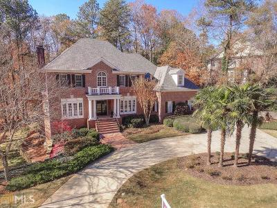 Marietta Single Family Home For Sale: 428 Langley Oaks Dr