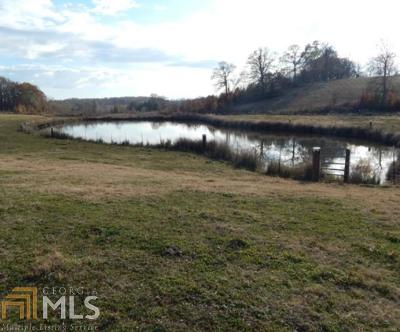 Winder Residential Lots & Land For Sale: 426 Mulberry River Rd