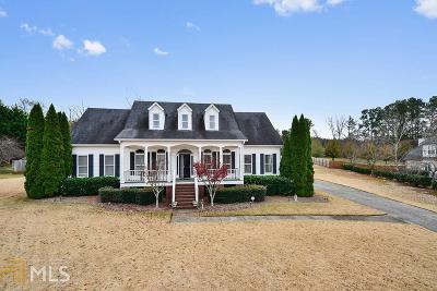 Hoschton Single Family Home For Sale: 488 Quail Run