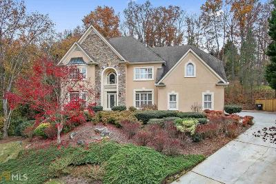Johns Creek Single Family Home Under Contract: 3825 Redcoat Way