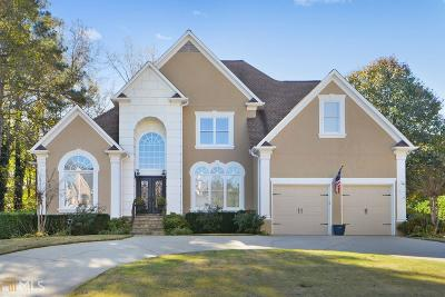 Roswell Single Family Home New: 4660 Warrington Dr