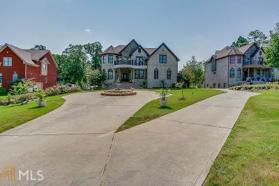 Lawrenceville Single Family Home For Sale: 461 Saddle Ridge Dr