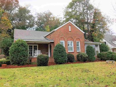 Lagrange Single Family Home Under Contract: 305 Waverly Way