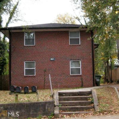 Fulton County Multi Family Home New: 1184 Lucile Ave