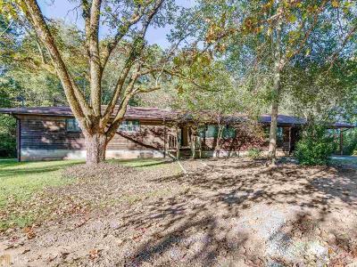 Jackson Single Family Home New: 2082 Stroud Rd