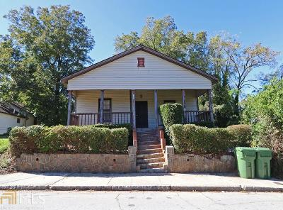 Fulton County Multi Family Home New: 161 Milton Ave