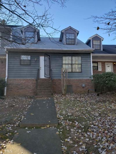 Clayton County Condo/Townhouse New: 5497 Park Pl S #1/35